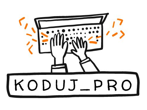 koduj_pro logo projektu